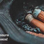 Cigarro afeta as varizes